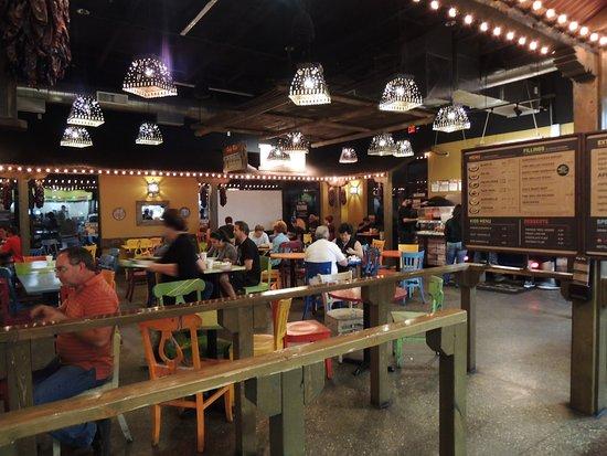Cafe Rio: Restaurant