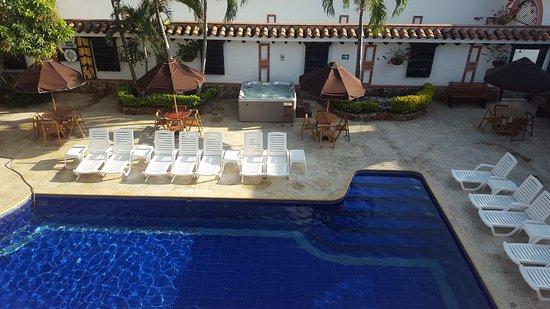 Foto de Las Palmeras Hotel Colonial