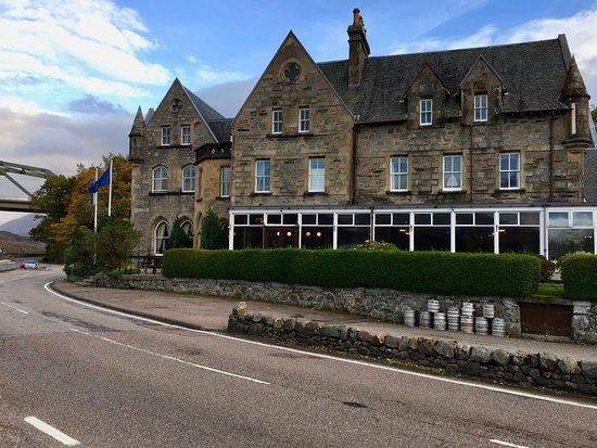 The Ballachulish Hotel