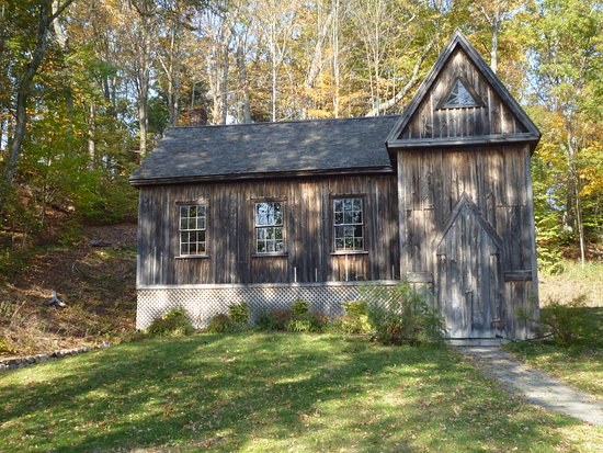 Concord, MA: Chapel Where Alcott Ran His School