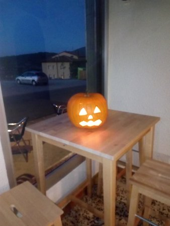 Penarroya de Tastavins, Spanien: halloween