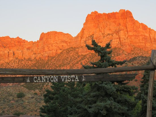 Canyon Vista Lodge - Bed & Breakfast Foto