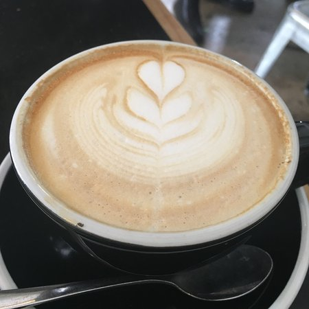 One of the best coffees we've had
