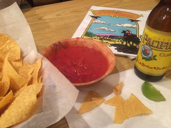 Wooster, OH: Chips and Salsa