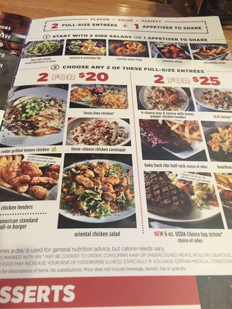 Applebee's Tallahassee Menu - View the Menu for Applebee's Tallahassee on Zomato for Delivery, Dine-out or Takeaway, Applebee's menu and prices. Applebee&#;s Menu Serves American.