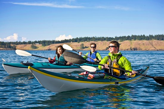 Friday Harbor, WA: 3-hour guided tours on the Northwest corner of San Juan Island.