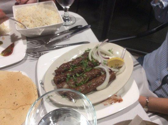 Bombay Tandoor: Lamb good