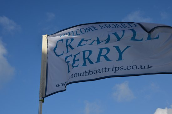 Torpoint, UK: Flag.