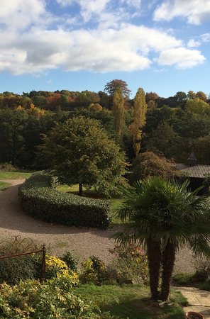 Saint-Louet-sur-Seulles, Francia: As Summer fades into Autumn here are some photos of the gardens and their produce