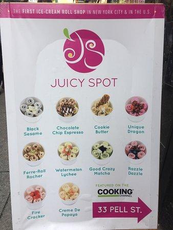Juicy Spot Cafe New York