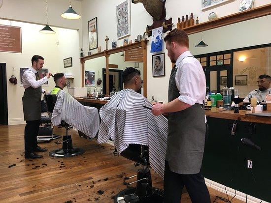 Monaghans Barbershop Wanganui