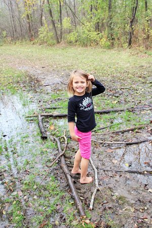 Elm Creek Park Reserve: Exploring the trails!