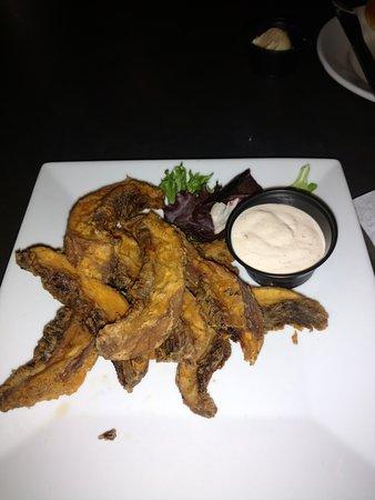 Madisonville, KY: Portobello fries