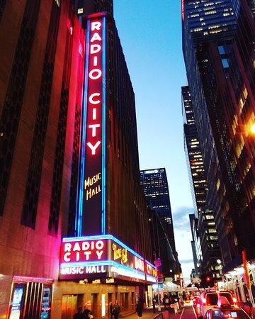 Coupons for radio city music hall tour