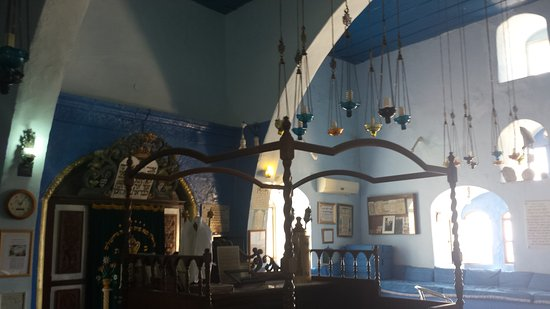 Yosef Caro Synagogue