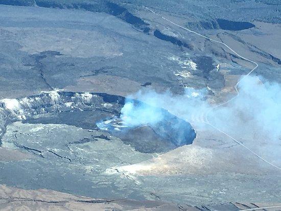 Maui Air Tours Volcano