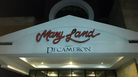 Decameron Maryland: Mary land