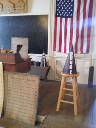 Bon Massie Heritage Center: This Is Old School Punishment