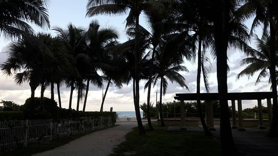 Collins Hotel: Acceso a playa a 50 mts del hotel