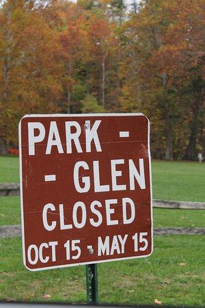 Montour Falls, NY: Havana Glen Park
