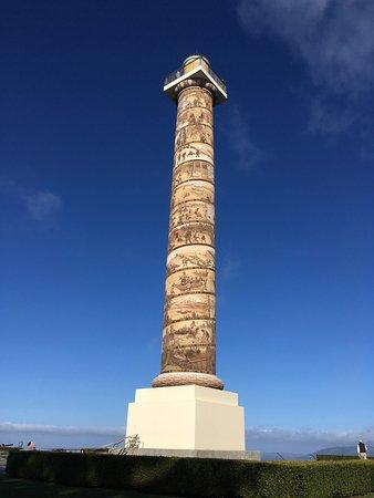 Astoria Column: The column