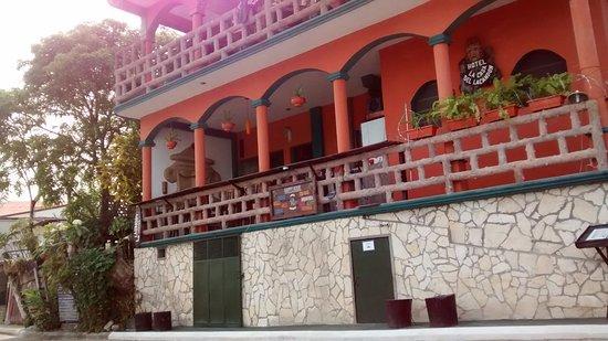Hotel La Casa Del Lacandon Foto