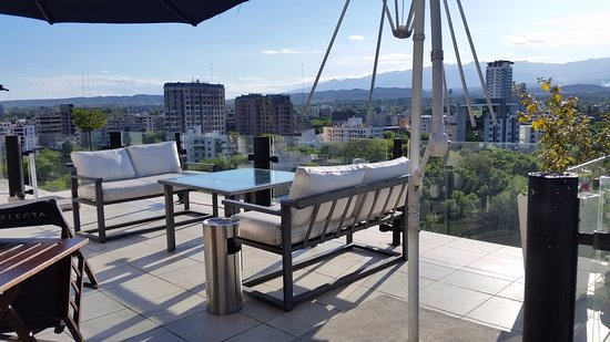 Premium Tower Suites Mendoza Photo
