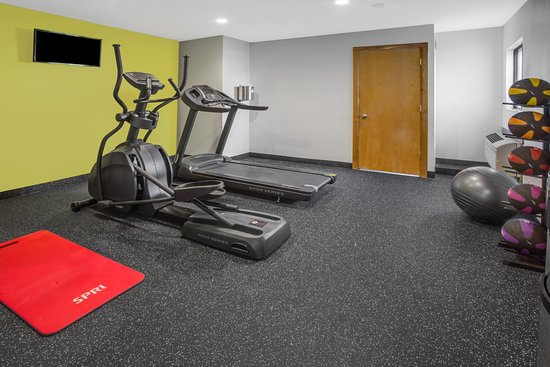 Le Roy, IL: Fitness Center