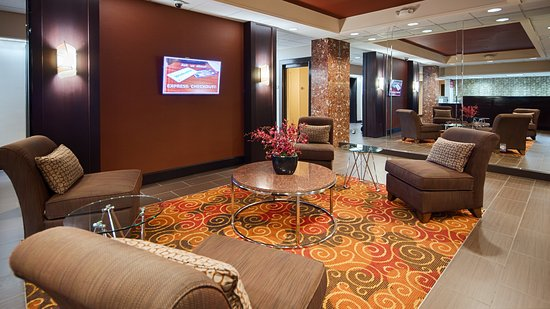 BEST WESTERN Executive Hotel of New Haven-West Haven: Lobby