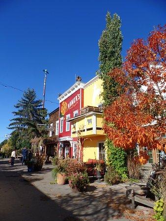 De Winton, Canada: Digamos, rua principa