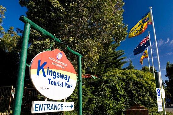 Acclaim Kingsway Tourist Park