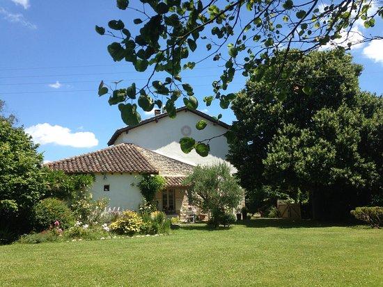 Castelsagrat, France: La Huppe
