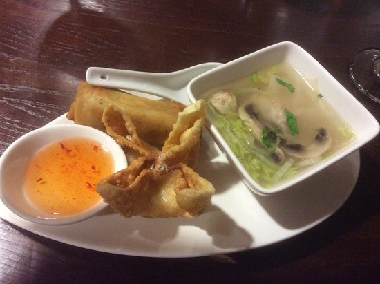 My Thai Palace: Appetizers