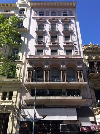 Photo of Los Angeles Hotel Montevideo