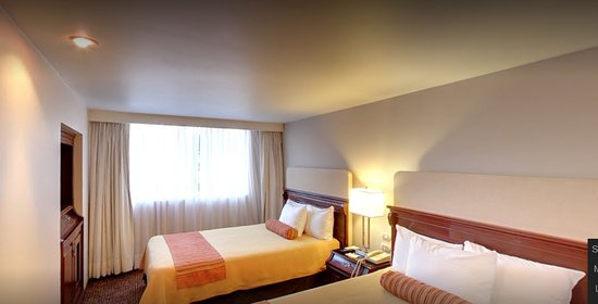 Hotel Stanza: Double bed room