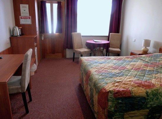 Deloraine, Australia: Queen Room