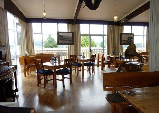 Deloraine, Australia: Settler's Restaurant & Bar - Dining Area