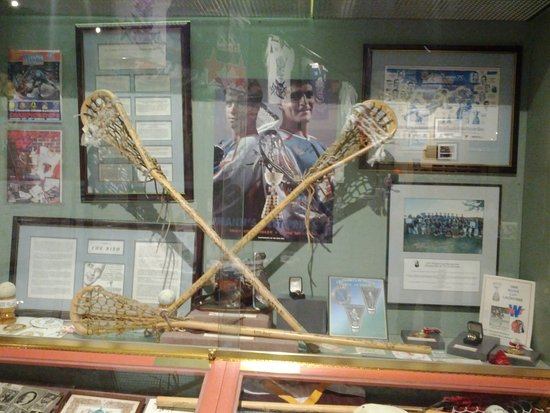 St. Catharines, Canada: Lacrosse History