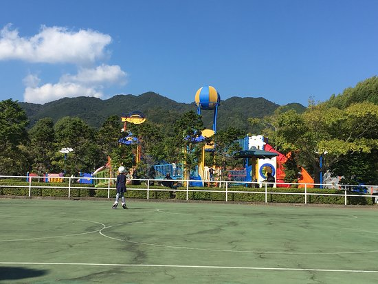 Nanrakuen Family Park