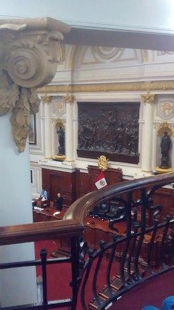 El Congreso: Donde sesionan los parlamentarios peruanos