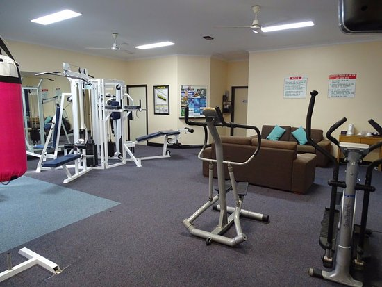 Trinity Links Resort and Apartments: Gym