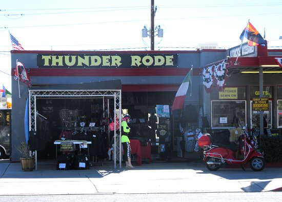 Thunder-Rode Motorcycle Accessories, Kingman, Arizona