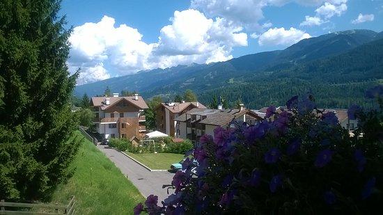 Castello-Molina di Fiemme, Italia: Camere con vista sulle dolomiti