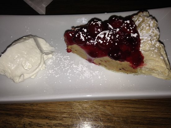 Murray Harbour, Kanada: Peanut butter cherry pie