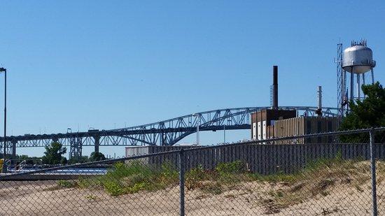 Blue Water Bridge: мост Blue Water