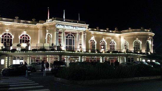 Entree casino deauville