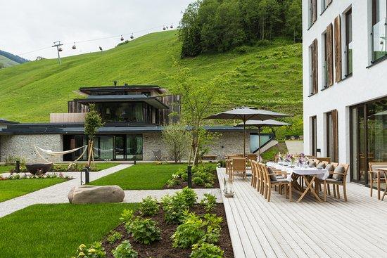 Designhotel wiesergut saalbach hinterglemm austria for Designhotel wiesergut