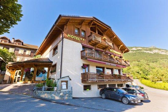 Hôtel Restaurant l'Accueil Savoyard