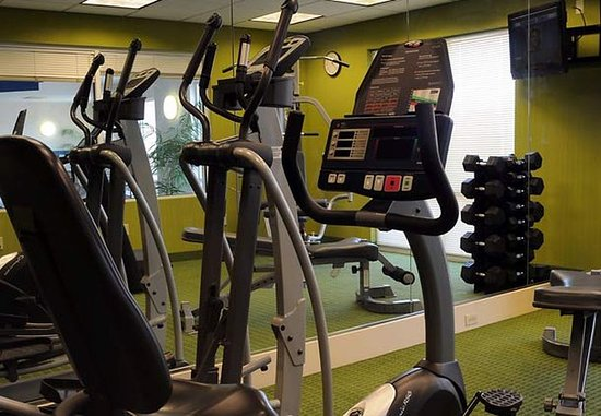 Fairfield Inn & Suites Elizabethtown: Fitness Center