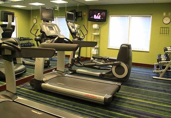 Fairfield Inn & Suites Denton: Fitness Center